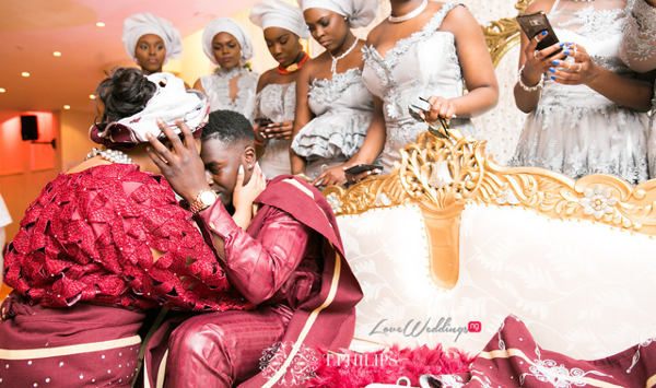 Nigerian Ghanaian Wedding Abi and Olivia Traditional Wedding LoveweddingsNG 17
