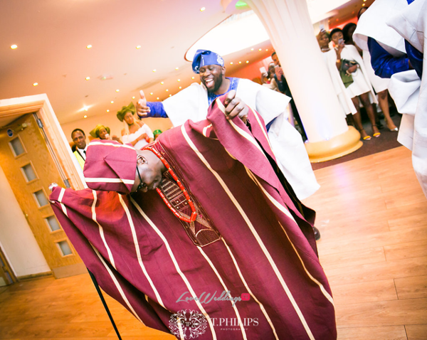 Nigerian Ghanaian Wedding Abi and Olivia Traditional Wedding LoveweddingsNG 6