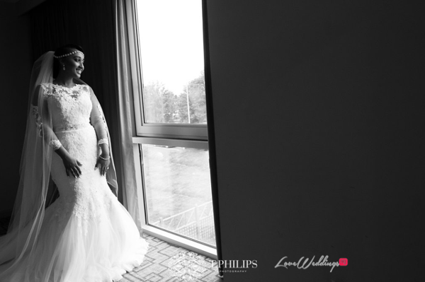 Nigerian Ghanaian White Wedding Abi and Olivia Bride LoveweddingsNG 1.