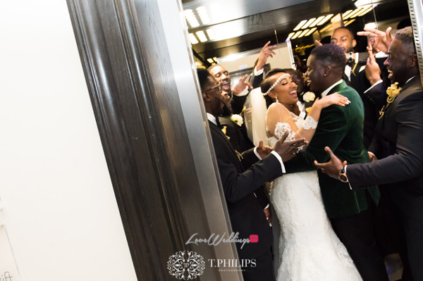 Nigerian Ghanaian White Wedding Abi and Olivia LoveweddingsNG 3