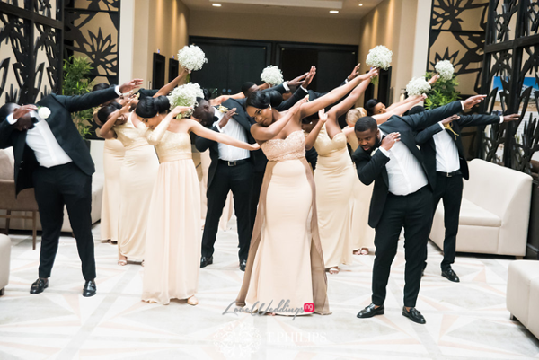 Nigerian Ghanaian White Wedding Abi and Olivia LoveweddingsNG Oya Dab
