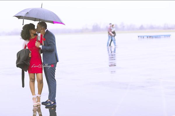 Nigerian Pre Wedding Shoot Sandra and Enoch LoveweddingsNG 1