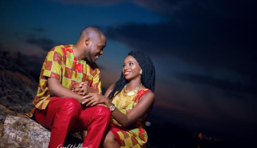 Nigerian PreWedding Shoot Nkem and Kene LoveweddingsNG 1