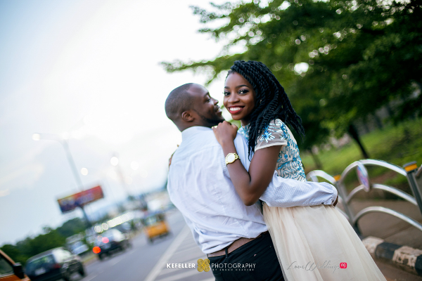 Nigerian PreWedding Shoot Nkem and Kene LoveweddingsNG 4