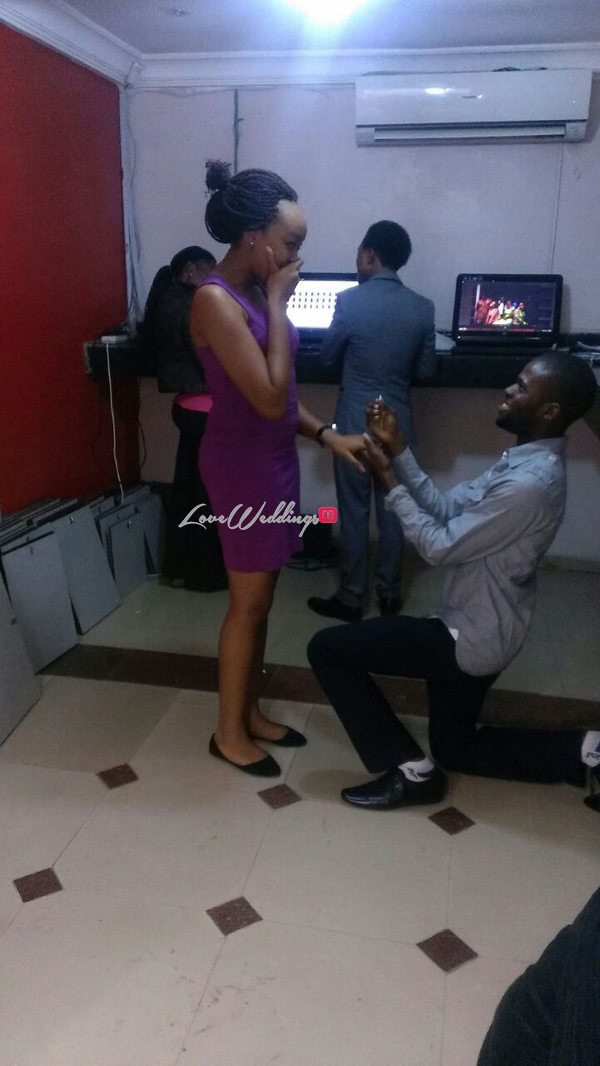 Nigerian Proposal Sandra and Obinna LoveweddingsNG Events by Eki 2