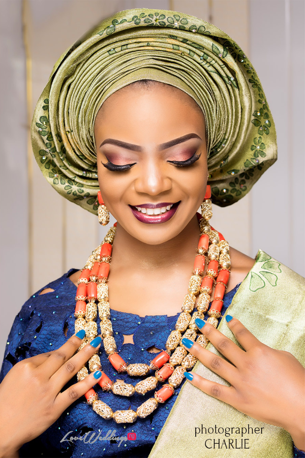 Nigerian Traditional Bridal Inspiration LoveweddingsNG 2