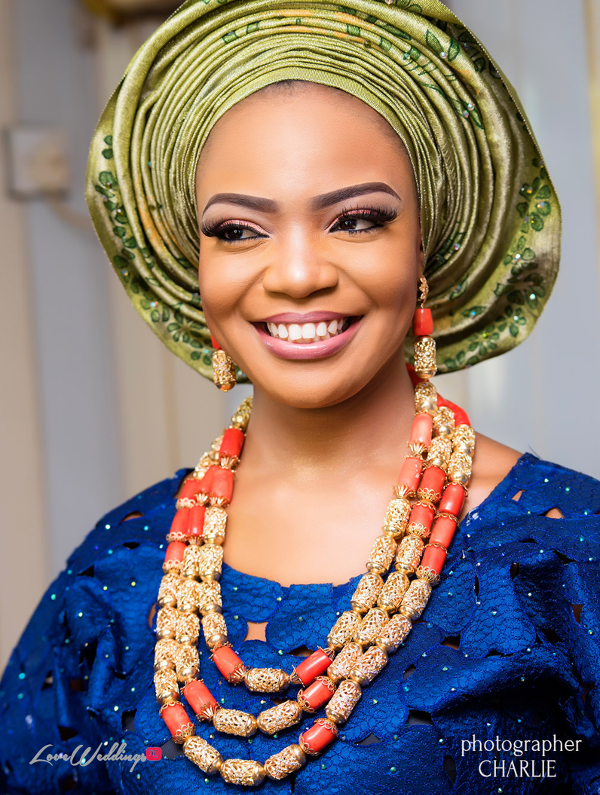 Nigerian Traditional Bridal Inspiration LoveweddingsNG 3