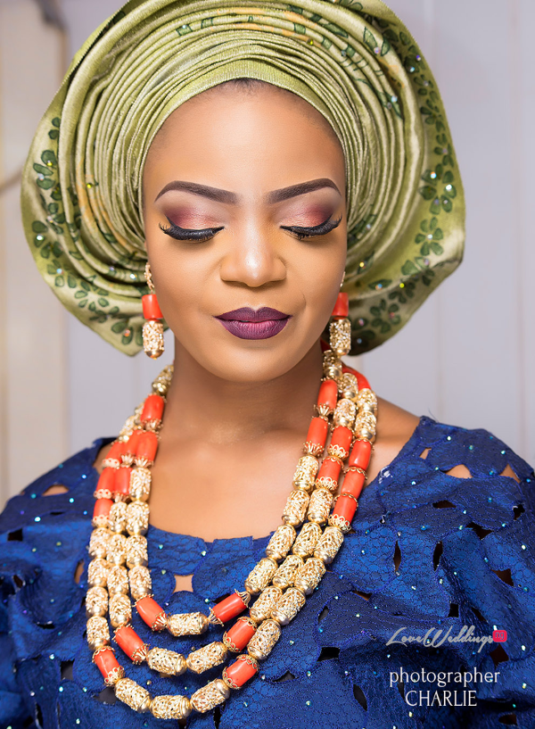 Nigerian Traditional Bridal Inspiration LoveweddingsNG 8