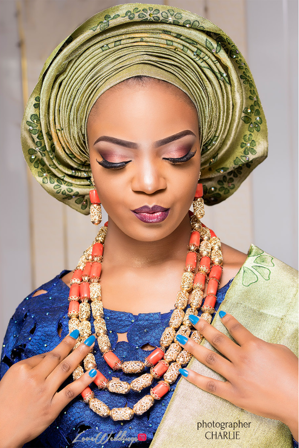 Nigerian Traditional Bridal Inspiration LoveweddingsNG