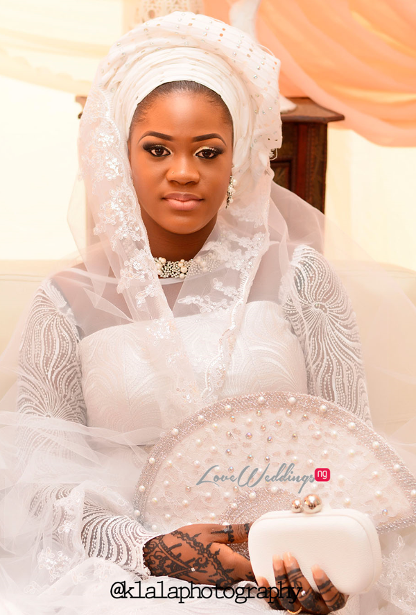 Nigerian Traditional Bride Rasheedat and Kamaldeen LoveweddingsNG Klala Photography 3
