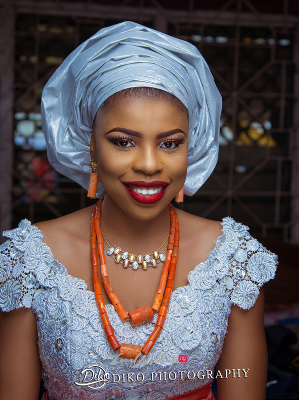 Nigerian Traditional Bride Zandra and Henry Diko Photography LoveweddingsNG 3