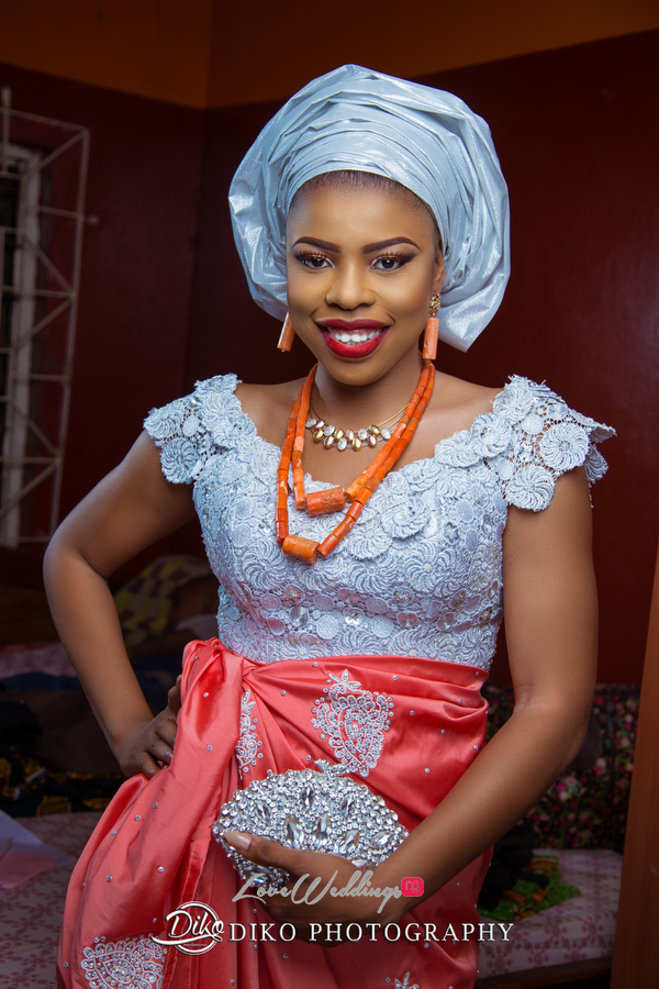 Nigerian Traditional Bride Zandra and Henry Diko Photography LoveweddingsNG 4