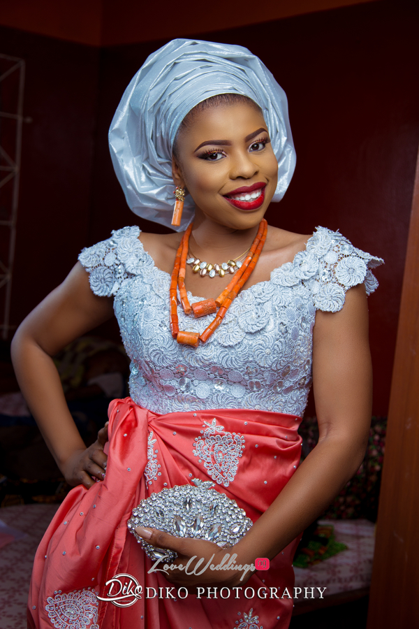 Nigerian Traditional Bride Zandra and Henry Diko Photography LoveweddingsNG 6