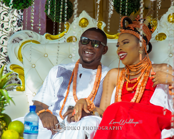 Nigerian Traditional Couple Zandra and Henry Diko Photography LoveweddingsNG 1