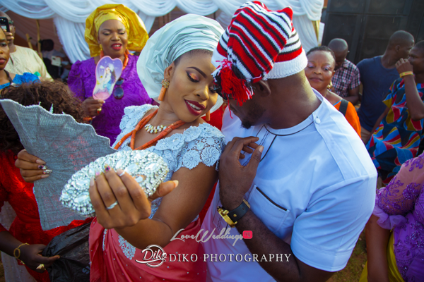 Nigerian Traditional Couple Zandra and Henry Diko Photography LoveweddingsNG 3