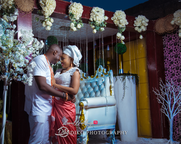 Nigerian Traditional Couple Zandra and Henry Diko Photography LoveweddingsNG 6