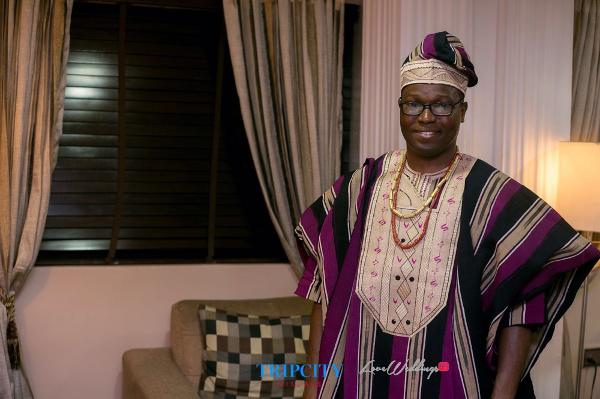 Nigerian Traditional Groom Tunde and Simi LoveweddingsNG Trip City Visuals