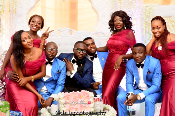 Nigerian Traditional Wedding Rasheedat and Kamaldeen LoveweddingsNG Klala Photography 1