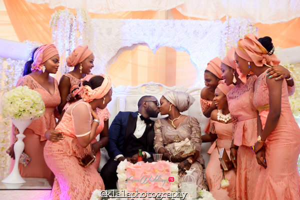 Nigerian Traditional Wedding Rasheedat and Kamaldeen LoveweddingsNG Klala Photography 2