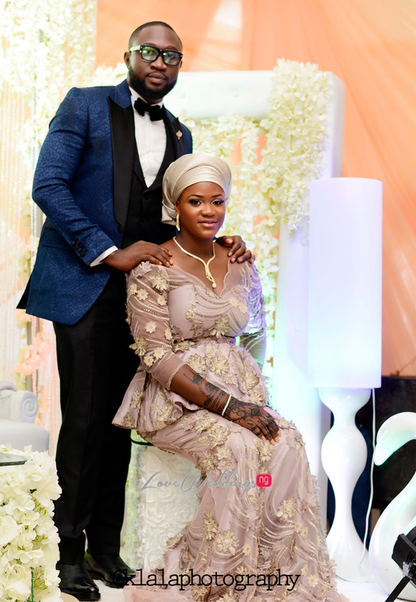 Nigerian Traditional Wedding Rasheedat and Kamaldeen LoveweddingsNG Klala Photography 3
