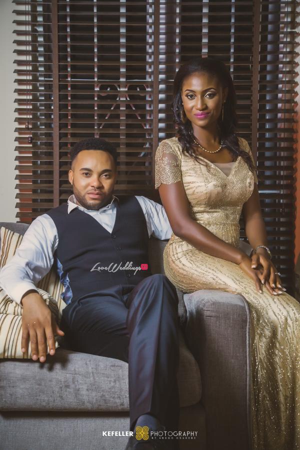 Nigerian Vintage Engagement Shoot LoveweddingsNG Kefeller Works 10