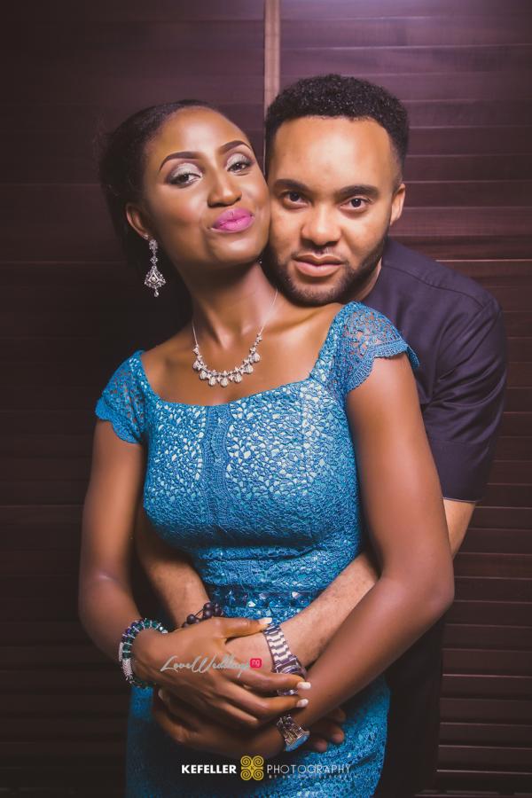 Nigerian Vintage Engagement Shoot LoveweddingsNG Kefeller Works 14