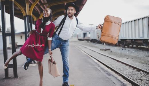 Nigerian Vintage Engagement Shoot LoveweddingsNG Kefeller Works 3