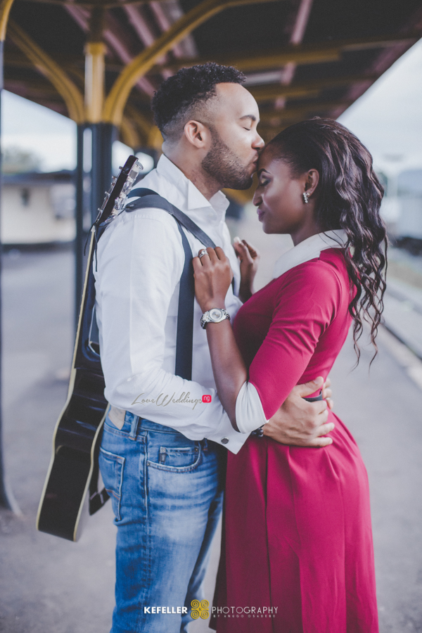 Nigerian Vintage Engagement Shoot LoveweddingsNG Kefeller Works 8