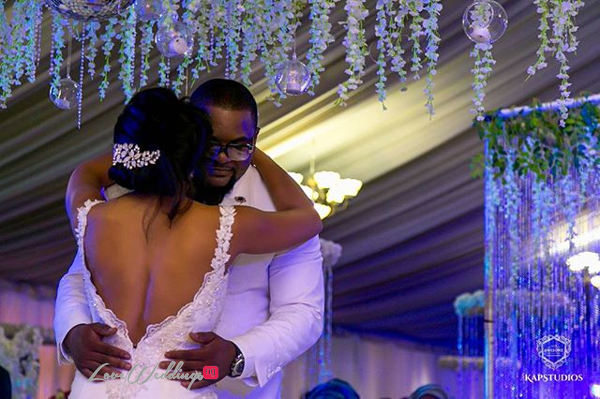 Nigerian Wedding Chidinma and Chuka #DimmyChu16 LoveweddingsNG First Dance 2