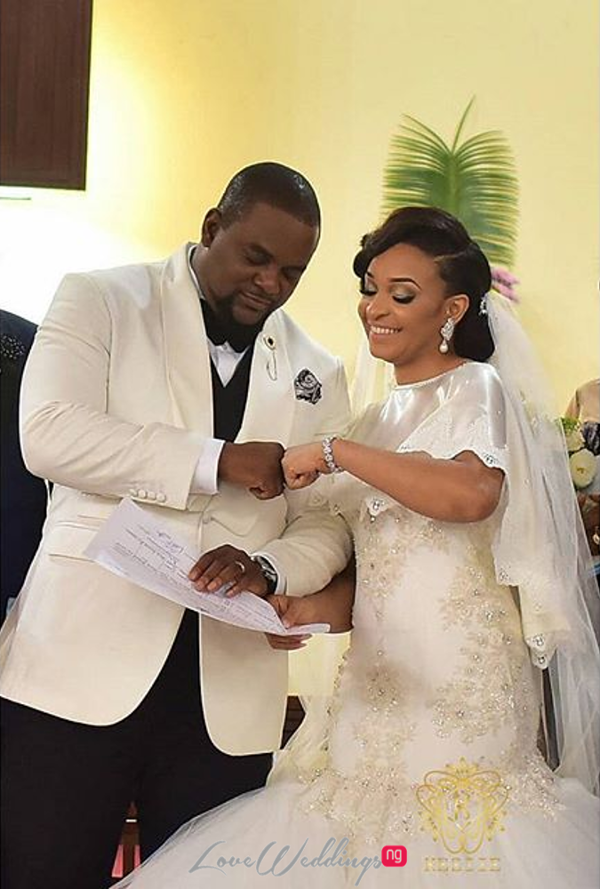 Nigerian Wedding Chidinma and Chuka #DimmyChu16 LoveweddingsNG