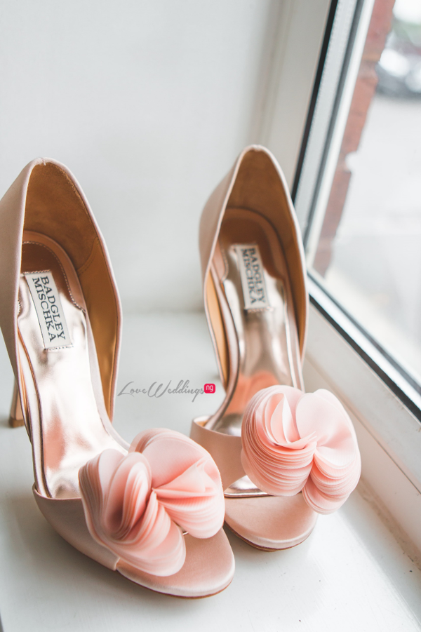 Nigerian Wedding in Leeds Morenike and Temidayo ShoesLoveweddingsNG
