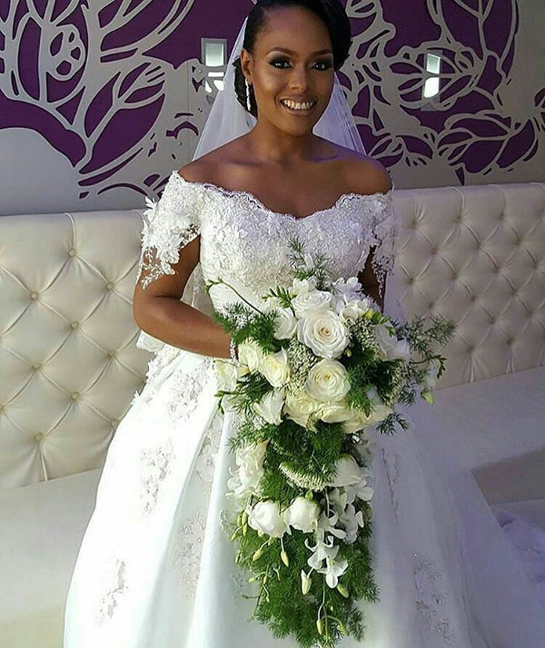 Noble Igwe Chioma Otisi Bride Nigerian Celebrity Wedding LoveweddingsNG