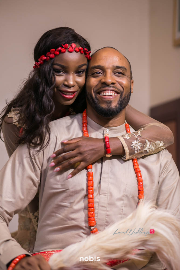 Nollywood Kalu Ikeagwu and Ijeoma Eze Traditional Wedding Nobis Photography LoveweddingsNG 5