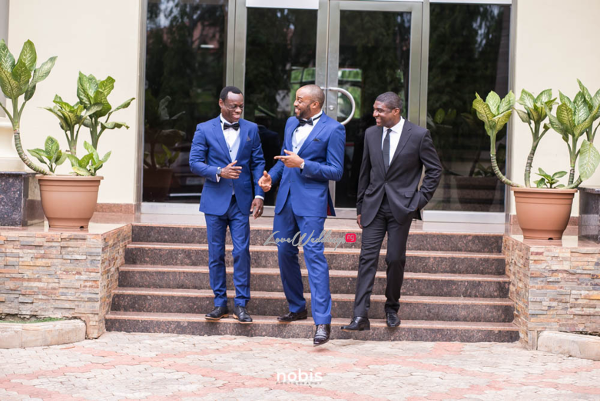 Nollywood Kalu Ikeagwu and Ijeoma Eze White Wedding Nobis Photography LoveweddingsNG 11