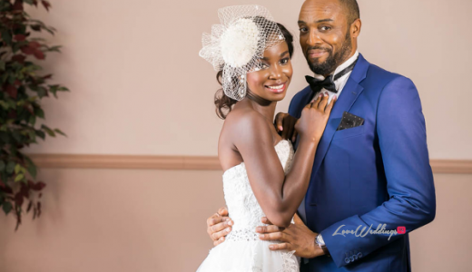 Nollywood Kalu Ikeagwu and Ijeoma Eze White Wedding Nobis Photography LoveweddingsNG 15
