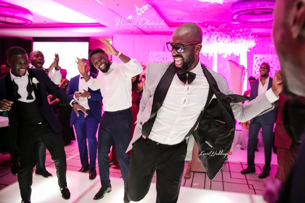 Ohimai Atafo at Tolu Oniru and Tunde Demuren Dubai Wedding Wani Olatunde LoveweddingsNG TSquared