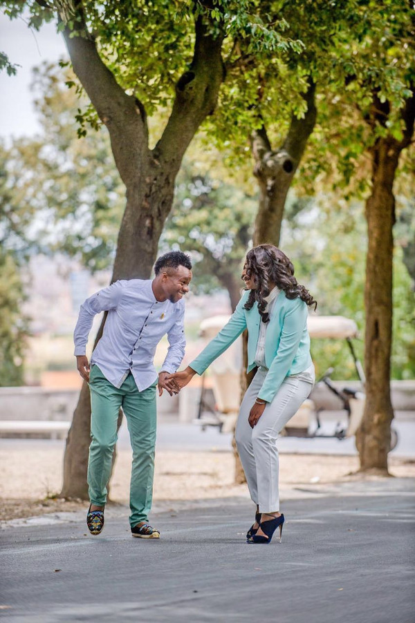 Onazi Ogenyi Sandra Ogunsuyi Pre Wedding Photos LoveweddingsNG 4