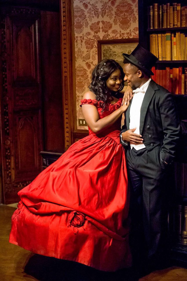 Onazi Ogenyi Sandra Ogunsuyi Pre Wedding Photos LoveweddingsNG 7