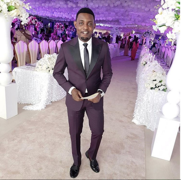 Onazi Ogenyi Sandra Ogunsuyi White Wedding Photos AY Makun LoveweddingsNG