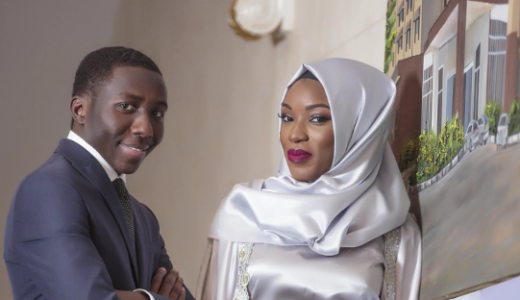 Safiya and Abubakar Pre Wedding Video LoveweddingsNG