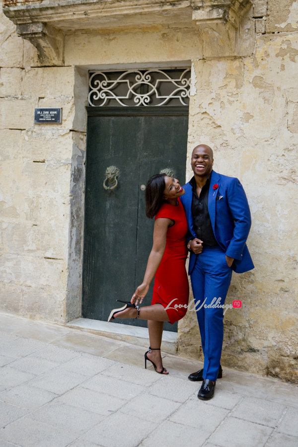 Sena Morts n More and Hope Vanilla Orchid Bakery PreWedding Shoot Malta LoveweddingsNG 13