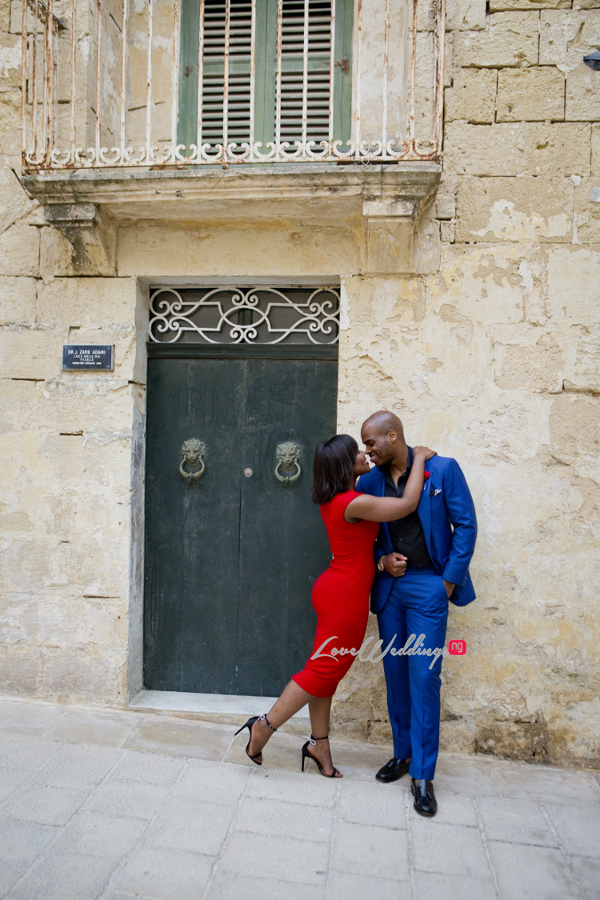 Sena Morts n More and Hope Vanilla Orchid Bakery PreWedding Shoot Malta LoveweddingsNG 14
