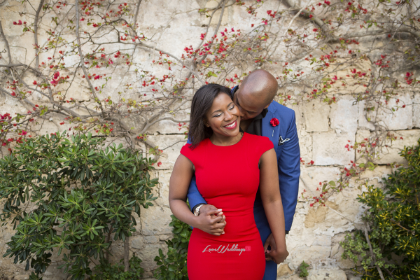 Sena Morts n More and Hope Vanilla Orchid Bakery PreWedding Shoot Malta LoveweddingsNG 2
