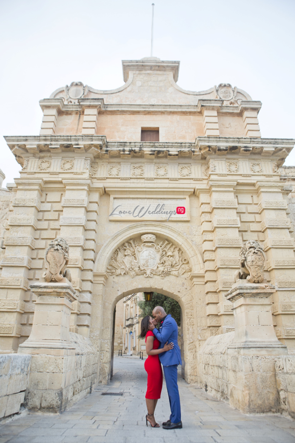 Sena Morts n More and Hope Vanilla Orchid Bakery PreWedding Shoot Malta LoveweddingsNG 20