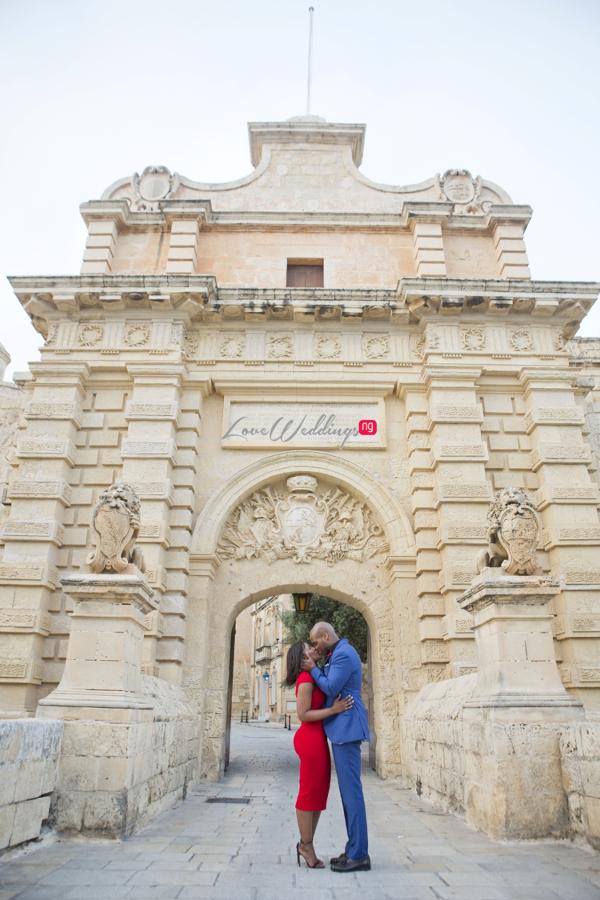 Sena Morts n More and Hope Vanilla Orchid Bakery PreWedding Shoot Malta LoveweddingsNG 20
