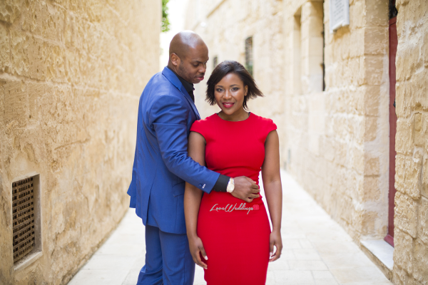 Sena Morts n More and Hope Vanilla Orchid Bakery PreWedding Shoot Malta LoveweddingsNG 22