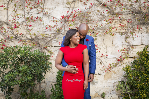 Sena Morts n More and Hope Vanilla Orchid Bakery PreWedding Shoot Malta LoveweddingsNG 3