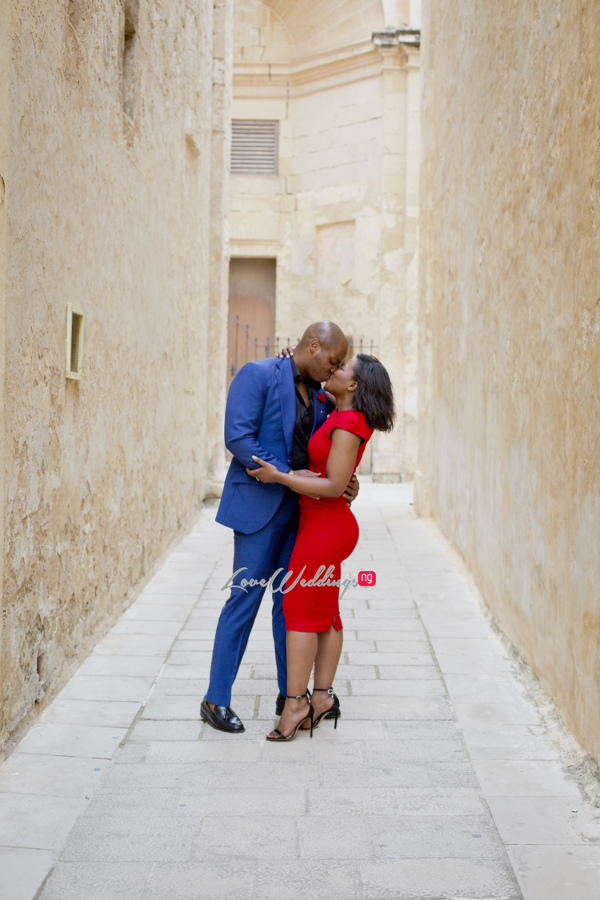 Sena Morts n More and Hope Vanilla Orchid Bakery PreWedding Shoot Malta LoveweddingsNG 5