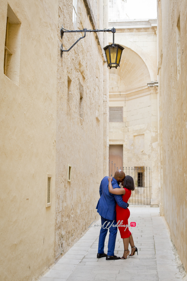 Sena Morts n More and Hope Vanilla Orchid Bakery PreWedding Shoot Malta LoveweddingsNG 8