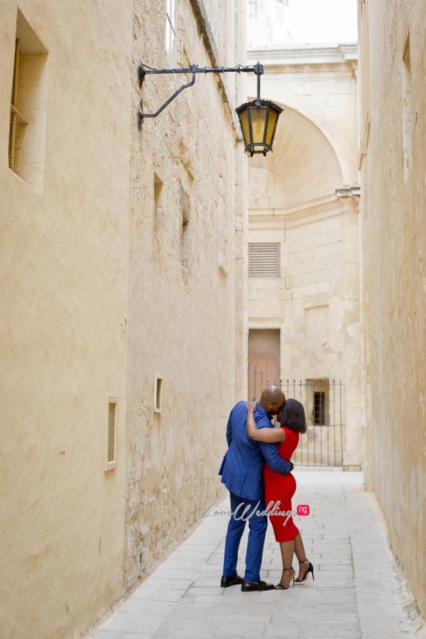 Sena Morts n More and Hope Vanilla Orchid Bakery PreWedding Shoot Malta LoveweddingsNG 8
